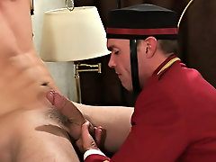 Twinks mutual cock sucking wanking anal and male anal toy thumbs
