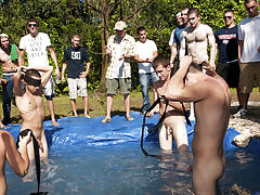 as punishment for losing these unfortunate pledges had to suck each their off in front of their brothers and fellow pledges groups yahoo gay hairy