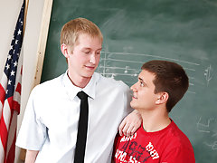 Bareback emo twink group and twink boy electro sex at Teach Twinks