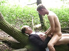 Young boy bareback free and black fist up twinks arse at Staxus