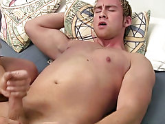 Gay masturbate in cup and gay masturbation free hands