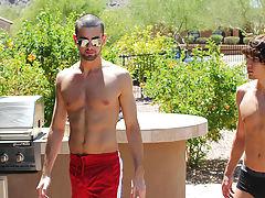 Man showing penis fucking photo and gay short men pics at Bang Me Sugar Daddy