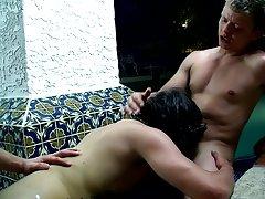 Big cock middle age men and straight boys rubbing dicks - Jizz Addiction!