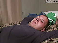 this party was that crazy his final challenge was to suck some cock and get fucked and if he was serious about joining they prestigious frat he would