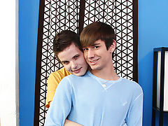 Twin twink boys and hs gay boy twinks at new