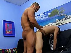 Boxer men gay nude and young handsome dicks fucking at Bang Me Sugar Daddy