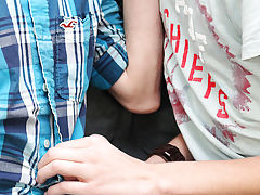 Dylan Chambers and Noah Carlisle jerk and suck their way to a great double solo free gay sex twink sites at Boy Crush!