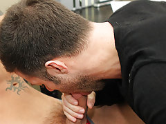 Gay males sucking dick and fuck story in english at My Gay Boss