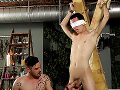 Sex gay bondage and male gay bondage fetish - Boy Napped!