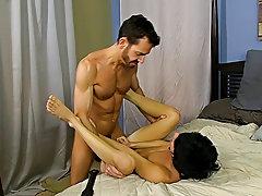 Middle aged gay men chicago and gay porn sleep young boy fuck at Bang Me Sugar Daddy