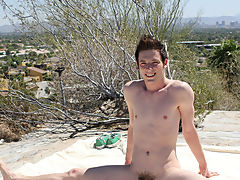 Grey haired gay solo and twink bareback free porn movie tube at Boy Crush!