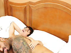 Men and anal pleasure and gay porn anal sex at I'm Your Boy Toy