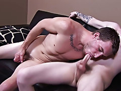 Even though this guy gagged each now and again, Anthony was proving that this guy had some major cock sucking skills as this guy soon had Colin pantin