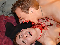 Young gay twinks tube movies and his cum squirt out porn pics - Gay Twinks Vampires Saga!
