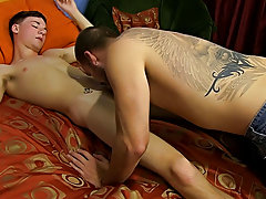 Asian boys holding each other penis and white boys suck white boy friend dick at Bang Me Sugar Daddy