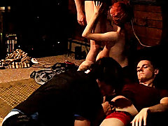 Cute guy erect penis and cute boys have gay sex - at Boy Feast!