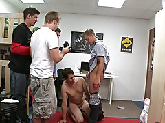 Hey guys, so this week we have a marvelous drilled up clip from some frat boys