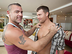 He of course immediately objected but before long he let me in to the promised land gay bears hairy