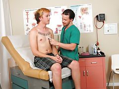 Emo twinks massage and gay video doctor exam