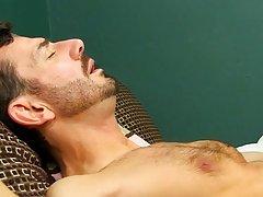 Kissing gay dudes fuck se at Bang Me Sugar Daddy