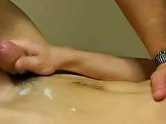 The scene ends with a facial for both Ryan and Kyler gay twink orgy at Teach Twinks