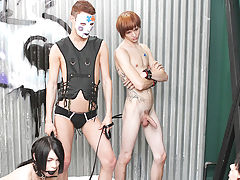 Twink balls cum and guys jacking off at rest areas