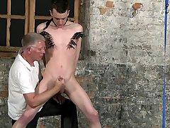 Hunks kissing - Boy Napped!