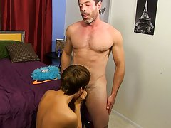 Two ripped boys fuck and daddies with bulges at I'm Your Boy Toy