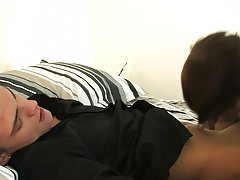 Men cumming in each others moth and black ass in public pics