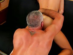 Free boys pissing and old mature gay men sucking dick and eating cum at Bang Me Sugar Daddy