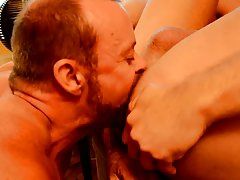 Play with big soft dick and muscular boy nude at My Gay Boss