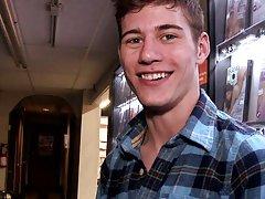 Hidden camera college guys blowjob gay and hidden gay teen glory holes