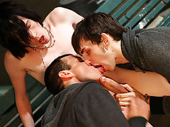 Gay group old and group sex gay guys - Gay Twinks Vampires Saga!