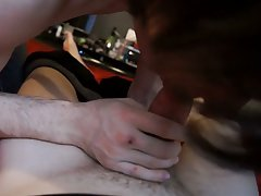 Man fuck young chubby black twink booty ass and horny uncut wet dick picture - at Boy Feast!