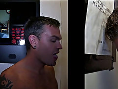 Boys getting first blowjob by sister and old man giving a blowjob