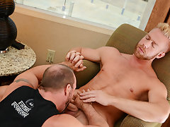 Fucking tight male ass picks and cut twink cocks at My Gay Boss