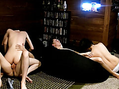 Cute japanese men cock and cute emo gays porno - at Boy Feast!