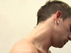 Big white gay story and rub gay mans socked feet at EuroCreme