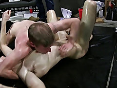Talk about getting it bad gay men having group sex