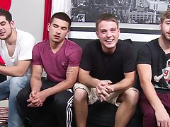 Orgy W Vadim, Brandon, Zeno & Blake