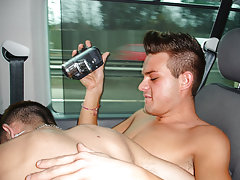 Horny young gay fat cock and middle east uncut men - at Boys On The Prowl!