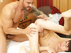 And Alexsander wants Kyler's taut hole wrapped around his dick, no question about it anal piss watersports gay at I'm Your Boy Toy