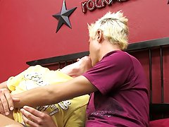Blonde men butts and young boy gay sleep fuck picture