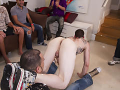 Gay bdsm group uk and male masturbate group at Sausage Party