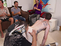 Sex mpg group gay and yahoo groups man boobs at Sausage Party