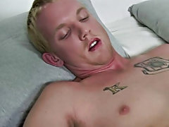 Emo twink anal tubes and lady pants for gay twinks video
