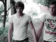 Teen twinks boy emo video at Staxus