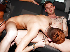 Gay group sex video trailer and fraternity gay group sex videos free - at Boys On The Prowl!