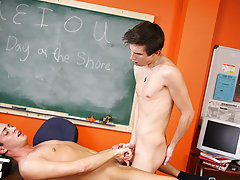 Twink kyler moss tgp and smooth twink blowjob at Teach Twinks