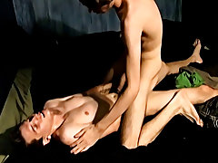 Cum covered toon tgp and guy being jerked off while on hands and knees - at Tasty Twink!
